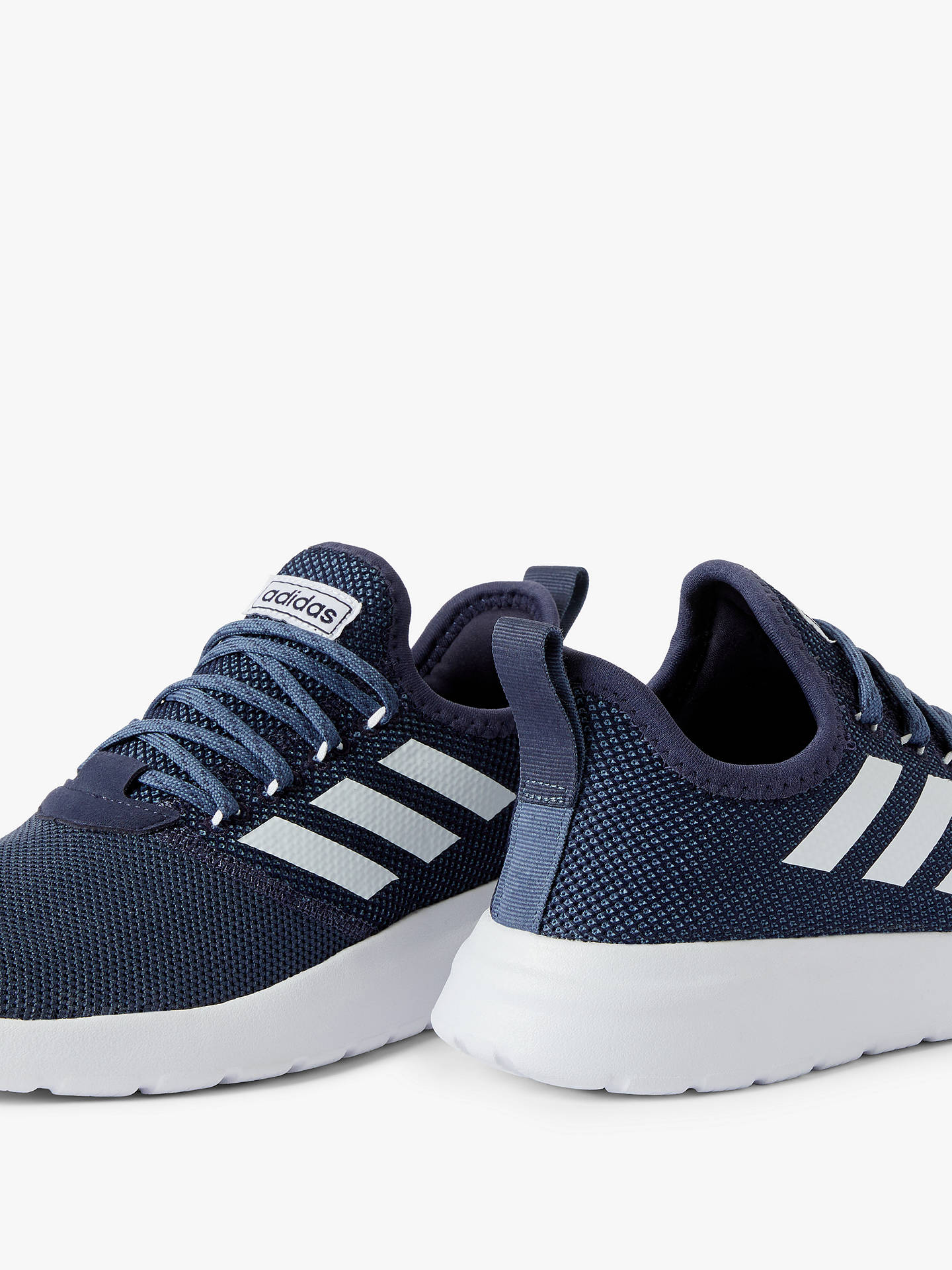 e6d4b7c2db adidas Lite Racer RBN Men's Trainers, Trace Blue/FTWR White/Tech Ink
