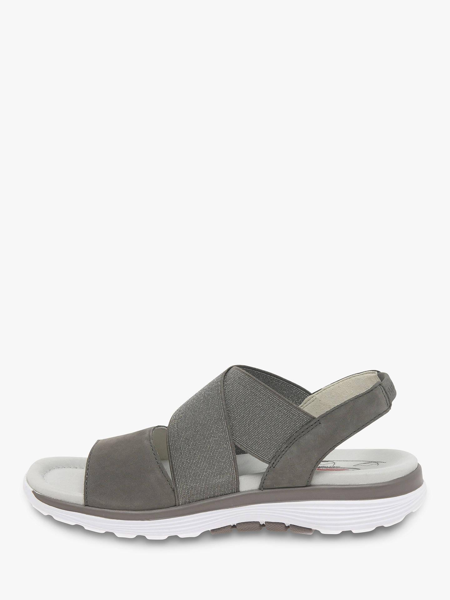 15bb2284d7a ... Buy Gabor Sacred Glitter Cross Strap Sandals