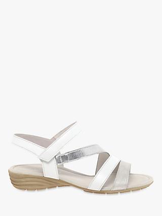 4ec9b5039a79 Gabor Earl Flat Heel Sandals