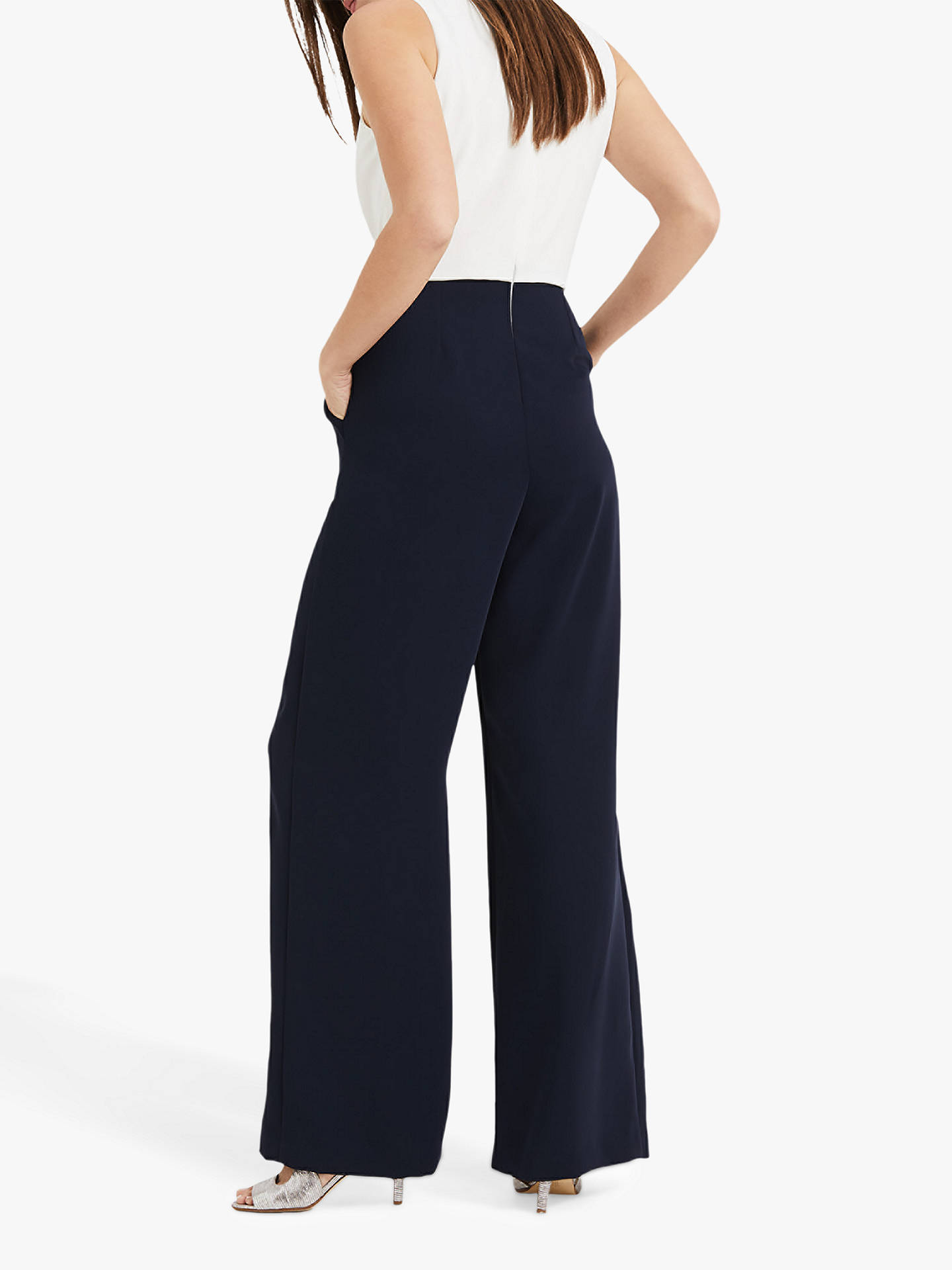9a1e7ef15f8 Buy Phase Eight Maeve Frill Jumpsuit