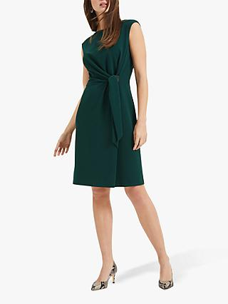 Phase Eight Birdie Side Dress, Green