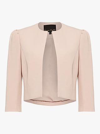 Phase Eight Venita Jacket, Petal Pink