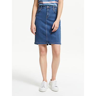Lee Denim Pencil Skirt, Clean Play