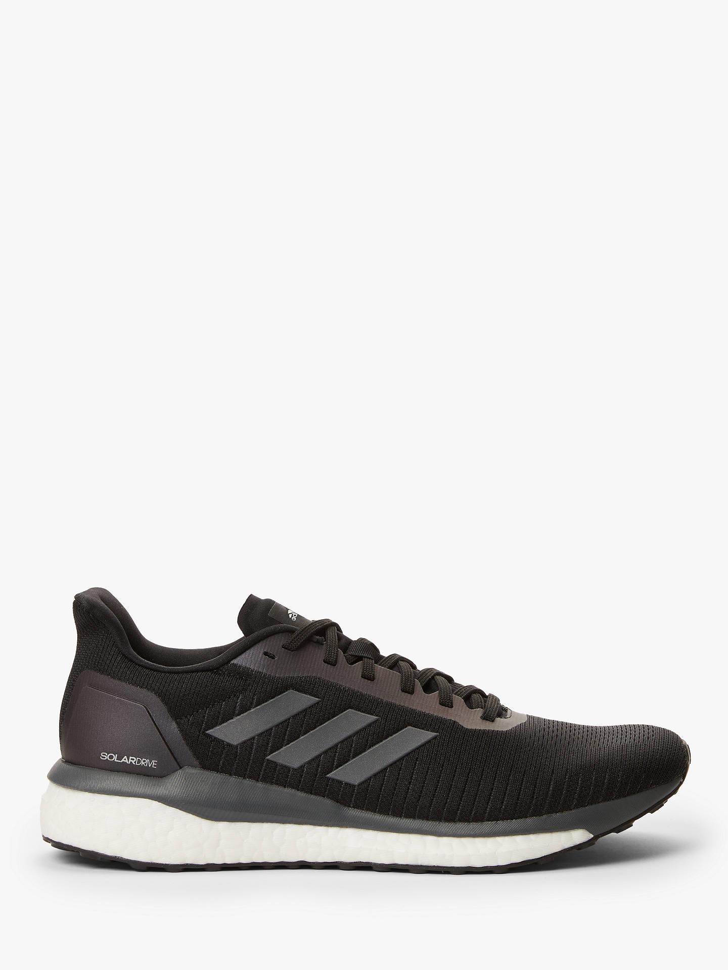 adidas Solar Drive Shoes UK 12.5 core blackftwr whit