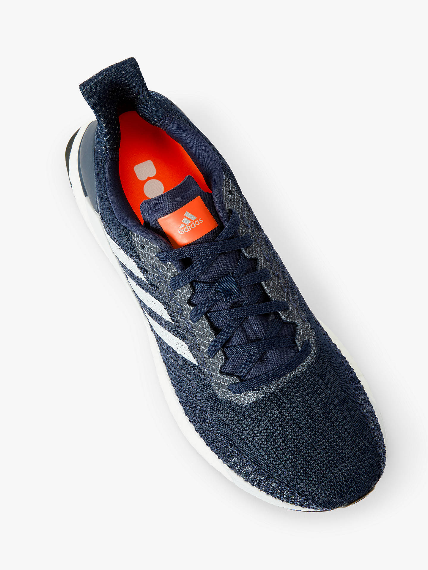 adidas Solar Boost 19 Men's Running Shoes at John Lewis