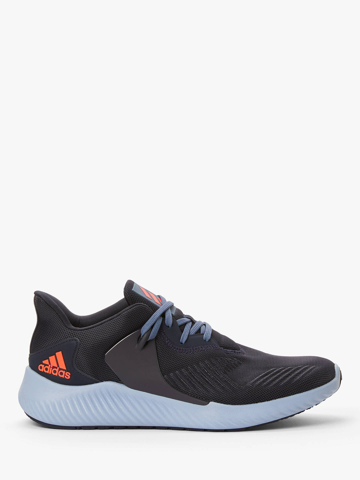 hot sale online db5e3 1d158 adidas Alphabounce RC 2.0 Men's Running Shoes, Legend Ink/Solar Orange/Glow  Blue
