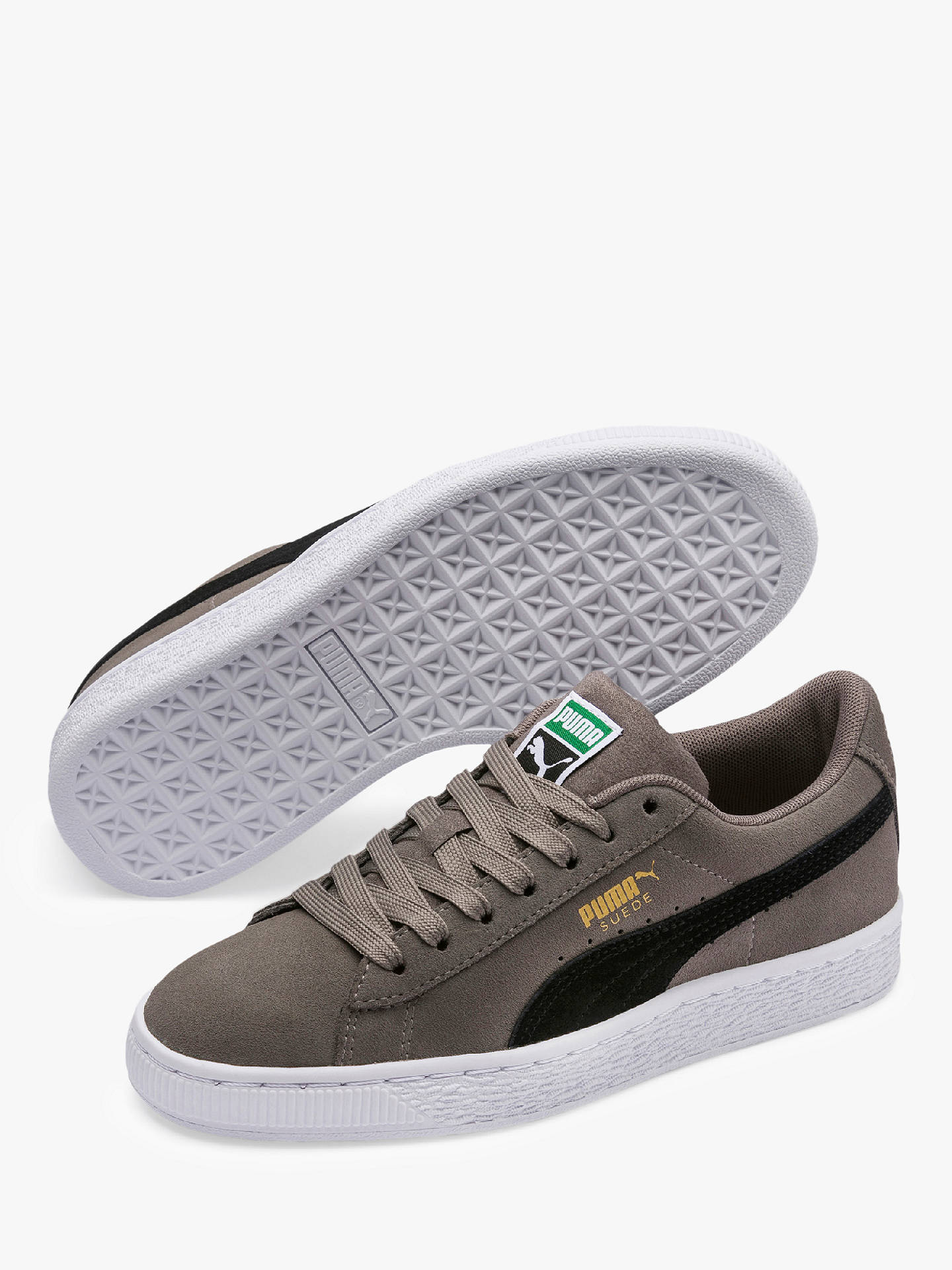 d7fb954efe40 PUMA Children s Suede Classic Trainers at John Lewis   Partners
