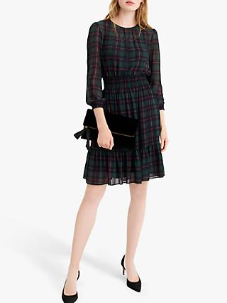 J.Crew Glendale Dress, Blackwatch
