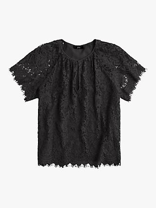 25d2e04872e0 J.Crew Lagos Unicorn Lace Top
