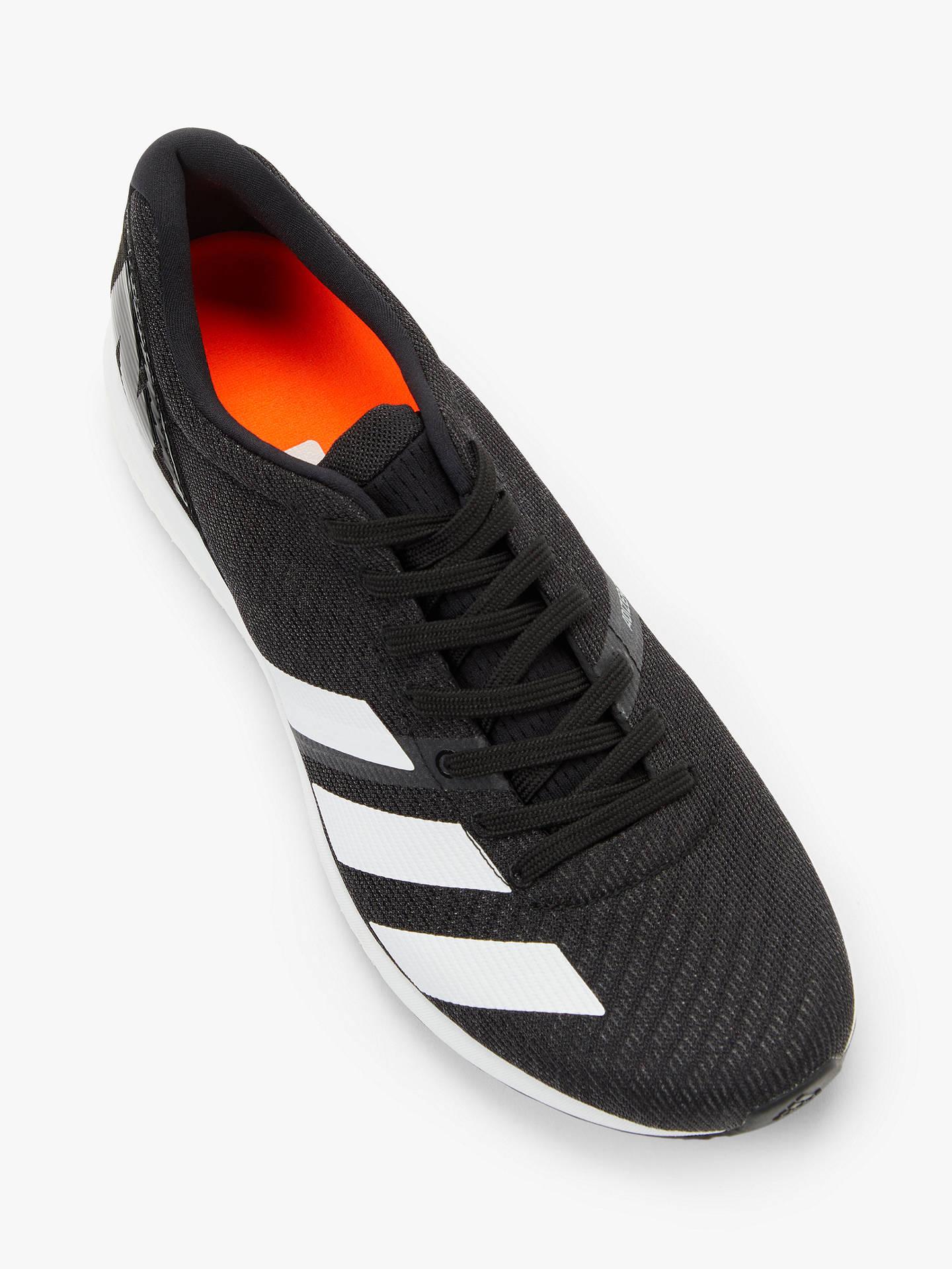 livraison gratuite 12402 51509 adidas Adizero Boston 8 Women's Running Shoes, Core Black/Cloud White/Grey  Six