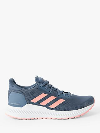 adidas Solar Blaze Women's Running Shoes, Tech Ink/Glow Pink/Collegiate Navy