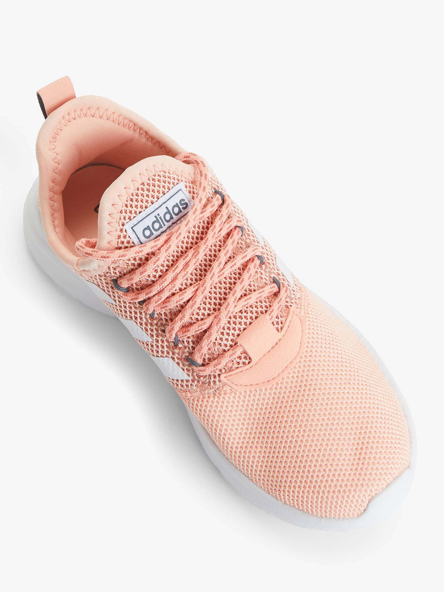 adidas Lite Racer RBN Women's Running Shoes, Glow PinkCloud WhiteOnix