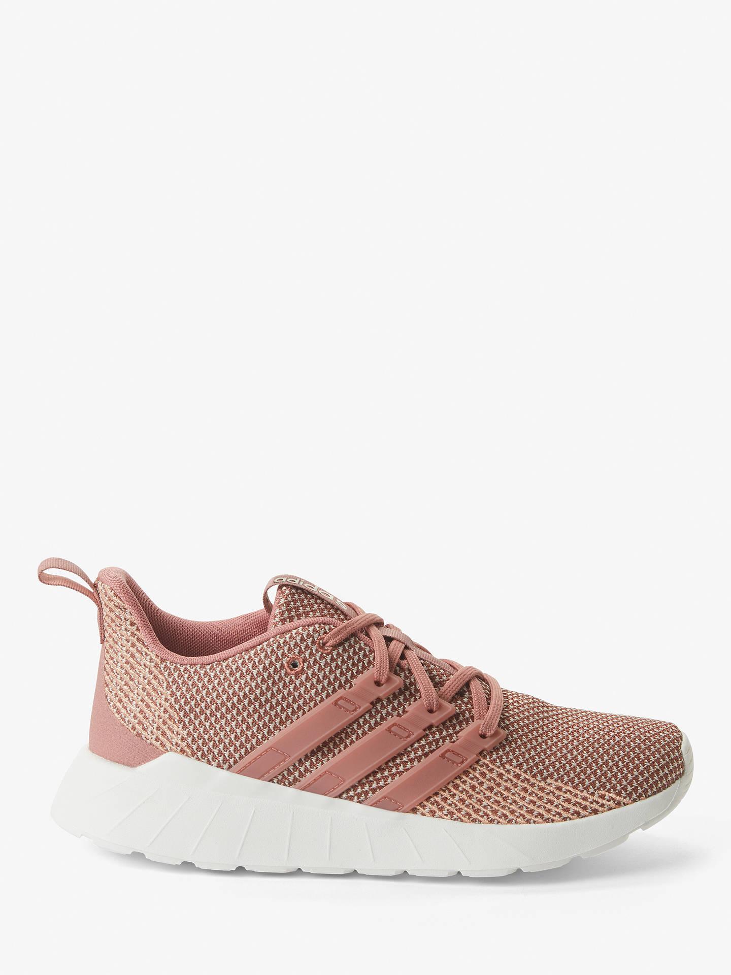 68b286819b adidas Questar Flow Women's Running Shoes, Raw Pink/Linen