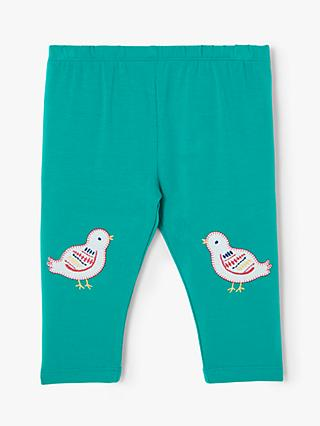 6f1890ffcf3 John Lewis   Partners Baby Bird Knee Leggings