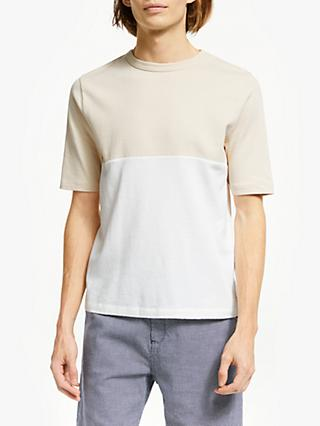 Les Basics Le Football Colour Block T-Shirt