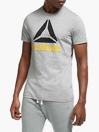 Reebok QQR Stacked Training Top