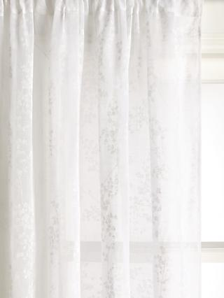 John Lewis & Partners Everdene Slot Top Sheer Panel