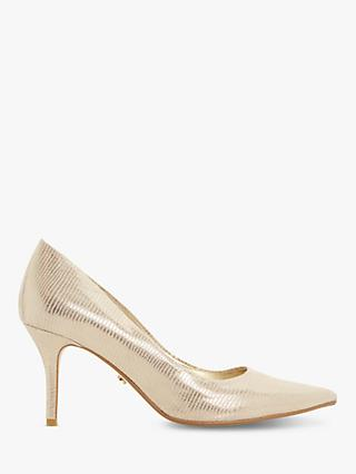 Dune Allina Stilleto Heel Court Shoes