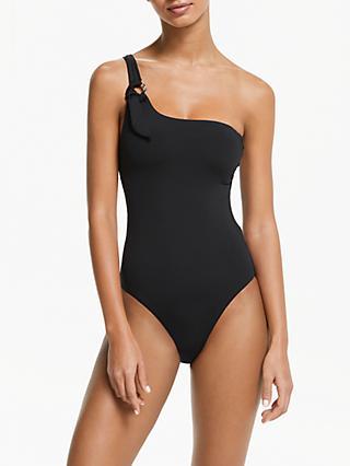 8bd797e19a471 Seafolly Active Swim One Shoulder Swimsuit