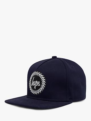 Hype Children's Snapback Hat, Navy