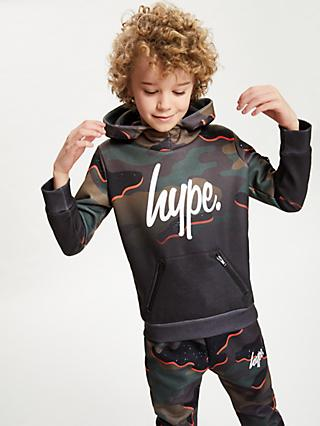 c43a7762434a2a Hype Boys  Original Camouflage Hoodie