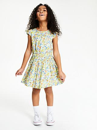 4810eeabc60 John Lewis   Partners Girls  Ditsy Floral Print Dress