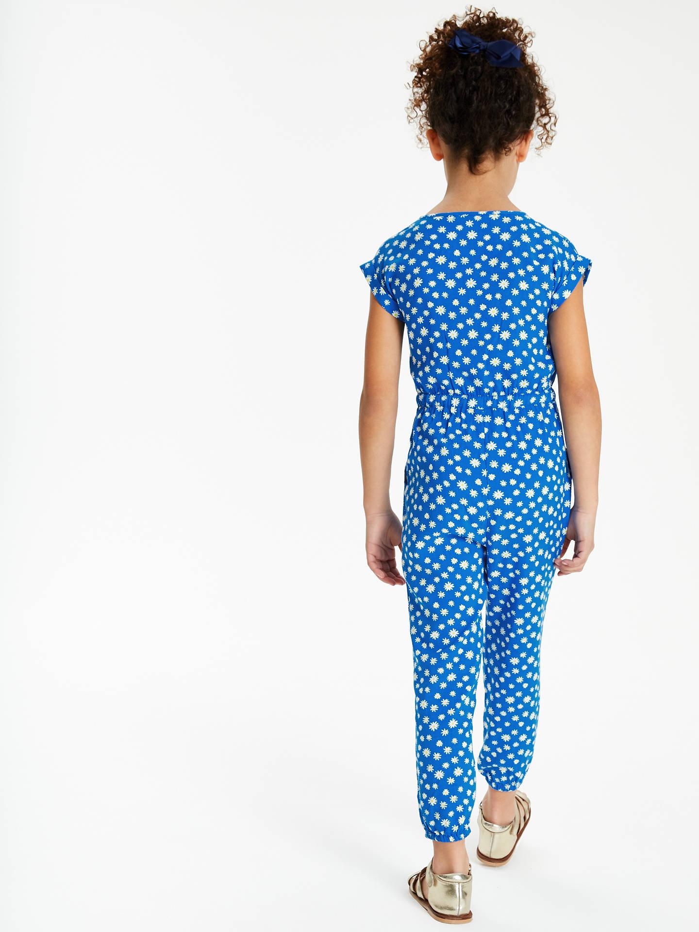 1db4607a0d8 ... Buy John Lewis   Partners Girls  Daisy Jumpsuit