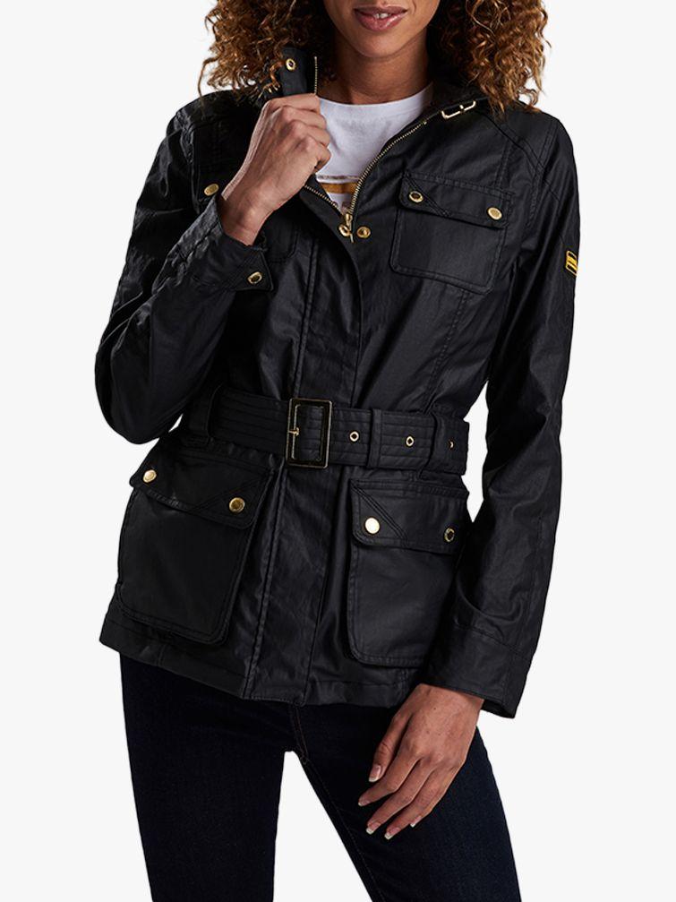 barbour bearings jacket
