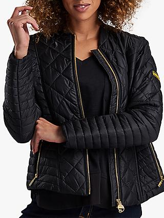 Barbour International Sprinter Quilted Jacket