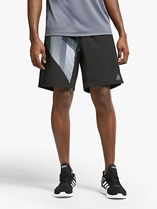 Reebok Speedwick Speed Training Shorts, Black