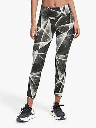 Reebok Lux 2.0 Bold 7/8 Training Tights, Shattered Ice