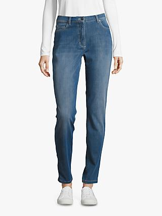 Betty Barclay Perfect Body Skinny Jeans, Middle Blue Denim