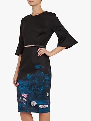 103005dfb3c7b3 Ted Baker Azania Floral Pencil Dress