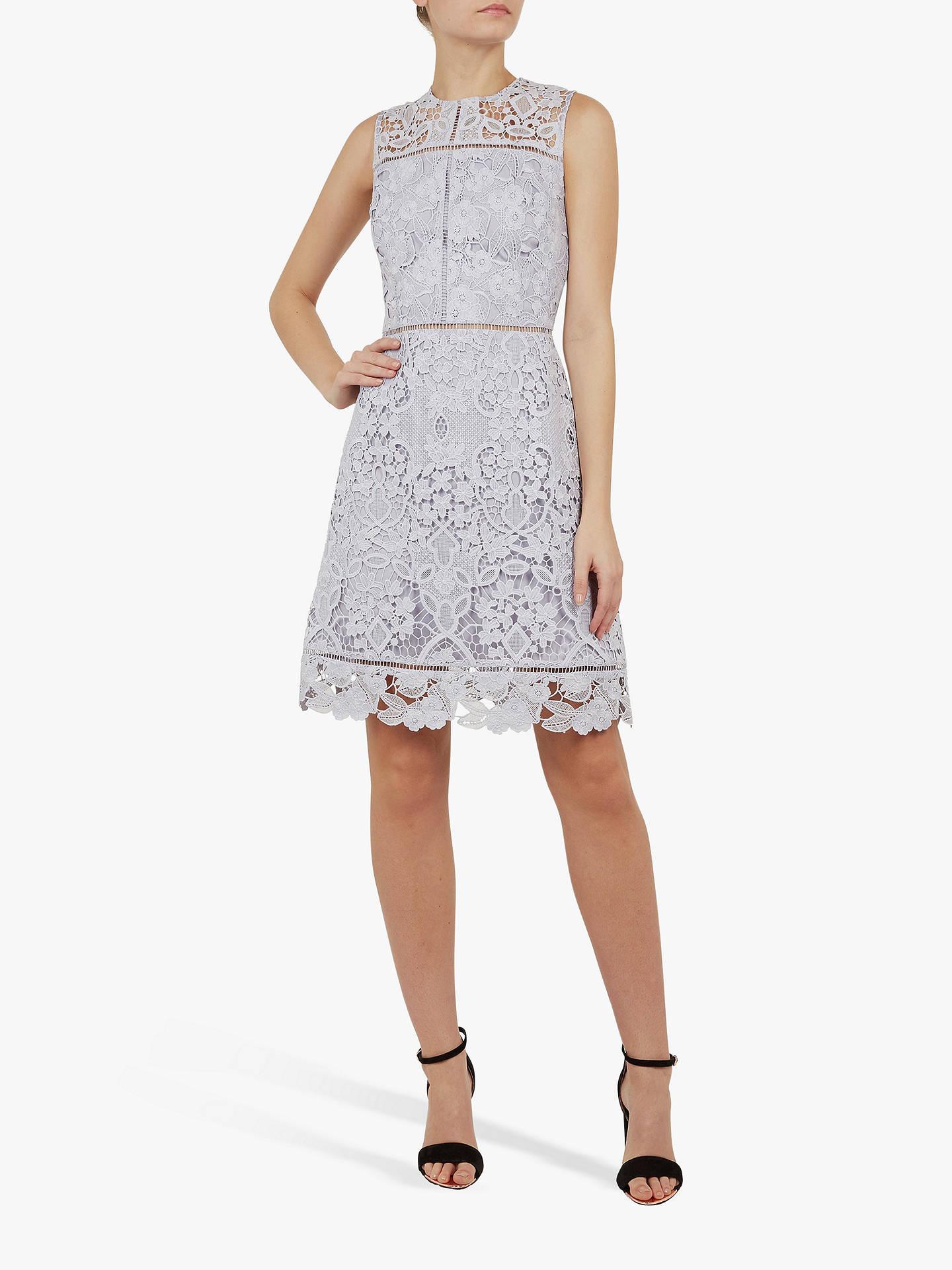 e8714a6e8ab123 Buy Ted Baker Primrose Lace Tunic Dress