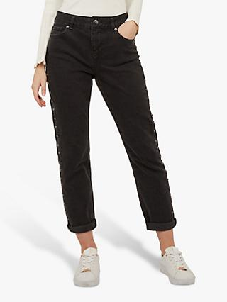 f396dd489dd Ted Baker Corly Studded Jeans