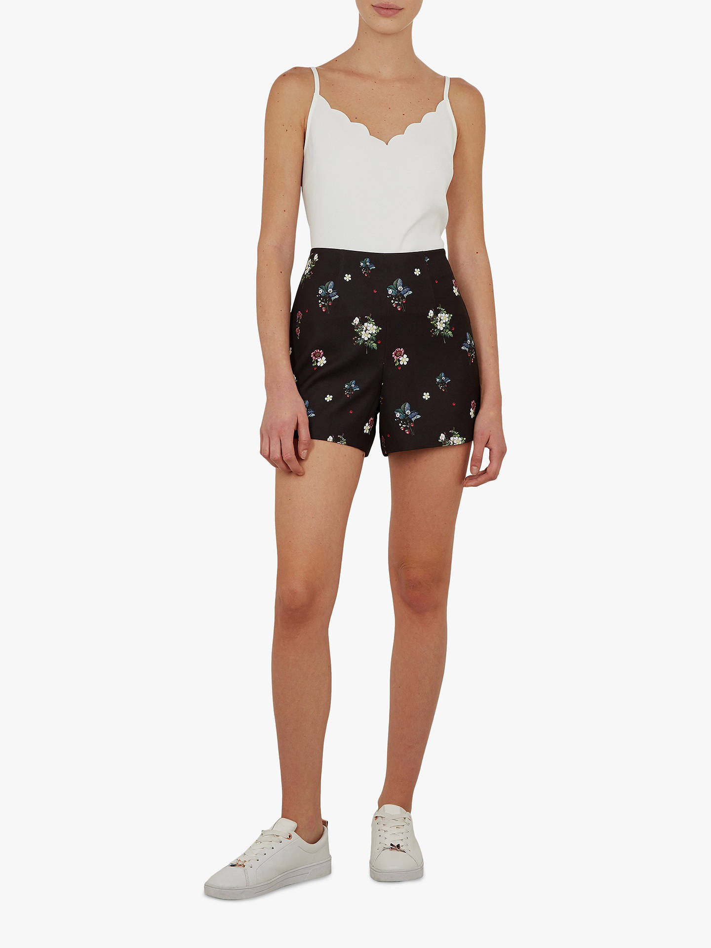db0d0a9d7 ... Buy Ted Baker Naomii Floral Embroidery Shorts