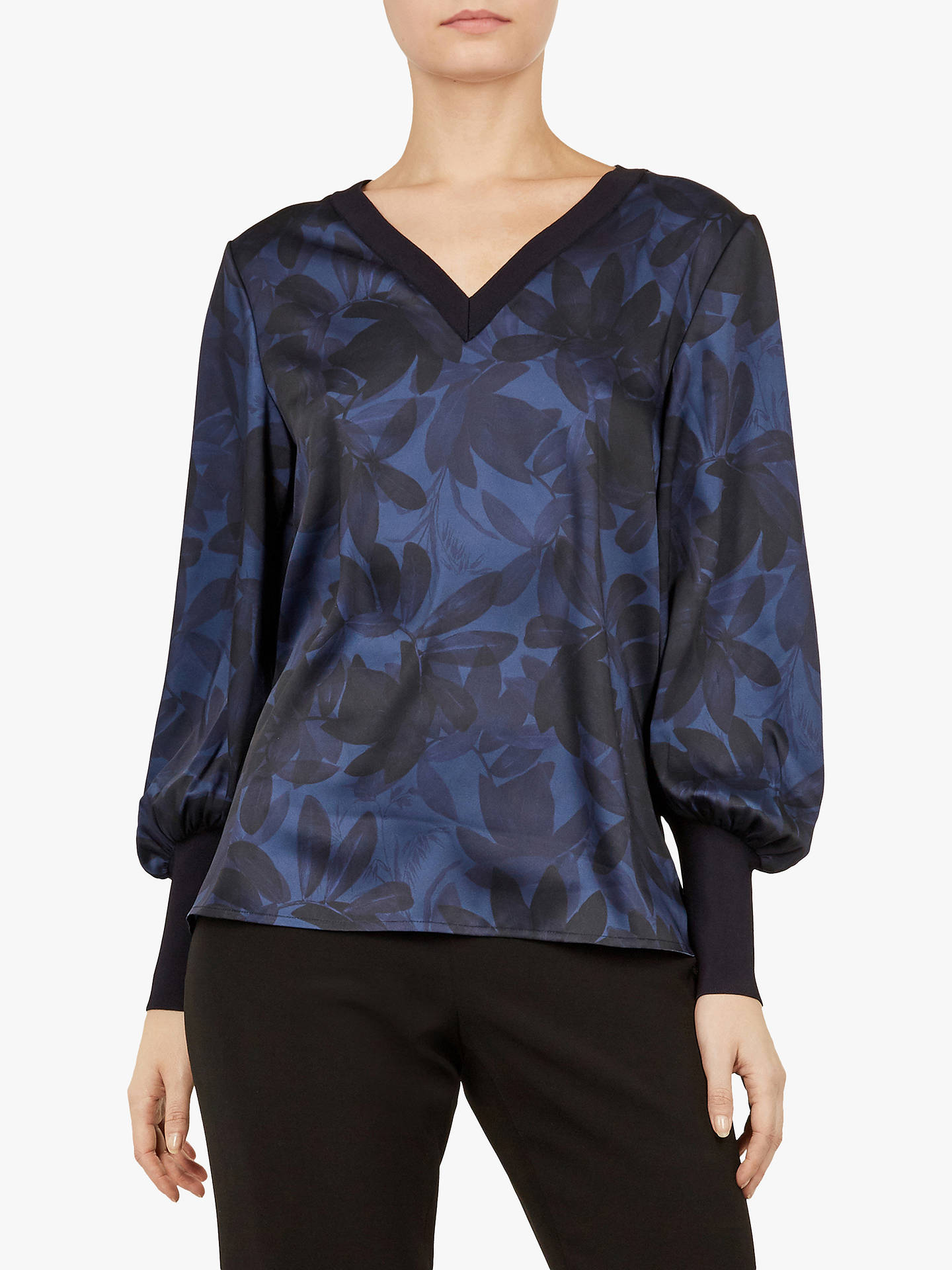 be18a87ea1df Buy Ted Baker Taliyer V Neck Long Sleeve Top