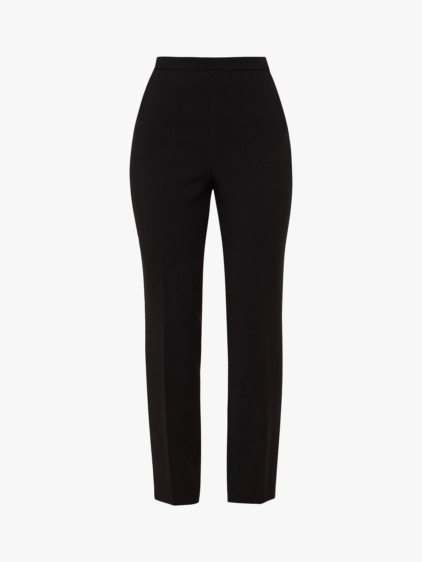 BuyTed Baker Anitat Tailored Ankle Grazer Trousers, Black, XL Online at johnlewis.com