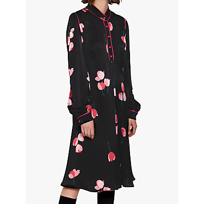 Ghost Hallie Dress, Jade Tulips