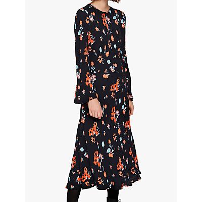 Ghost Sophia Dress, Daisy Mae Floral Black