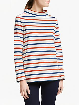Seasalt Namparra Sweatshirt, Evening Tide/Light Squid
