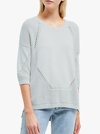 600218408b611 French Connection Rimsky Knitted Jumper