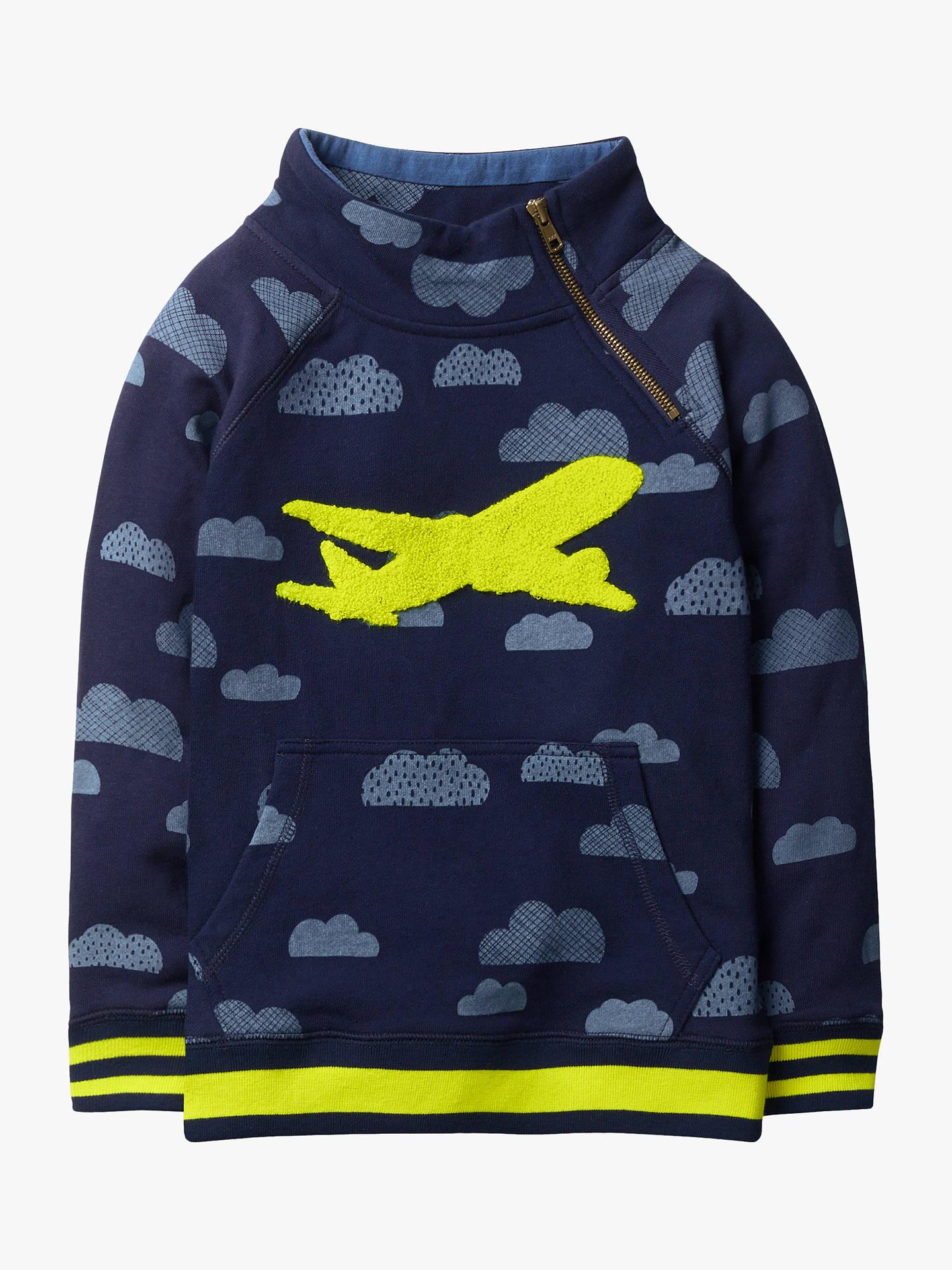 d727e843b6ff Buy Mini Boden Boys  Raglan Zip Popover Sweatshirt