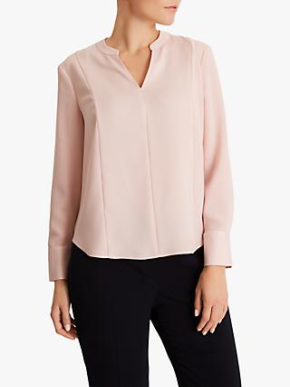 Fenn Wright Manson Petite Jemima Long Sleeve Top, Pink