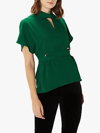Coast Kenli Top, Forest Green