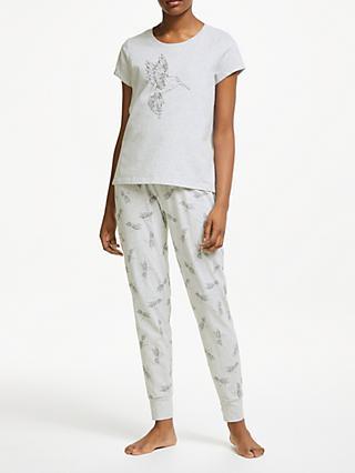 06879b0ea52 John Lewis   Partners Hummingbird Cotton Pyjama Set