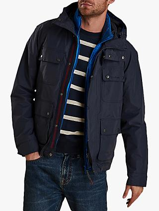 Barbour Hallow Jacket, Navy