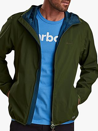 Barbour Cairn Jacket, Rifle Green