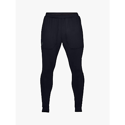 Under Armour Rush Fitted Trousers, Black