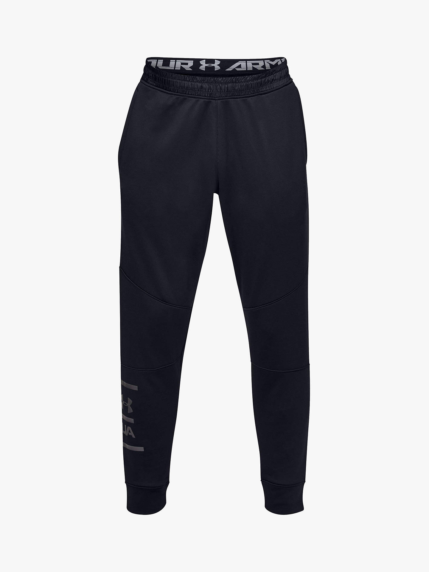 75afc206d9 Under Armour MK1 Terry Joggers, Black